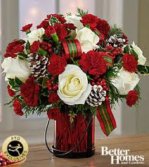 ftd holiday wishes bouquet by better homes and gardens pesche u0027s