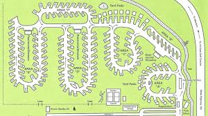 Florida State Parks Map Lakeshore Rv Park City Of Chelan