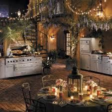 outdoor kitchen landscape design for elegant outdoor entertaining