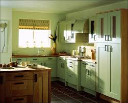 kitchen best kitchen colors with oak cabinets dark wood floor