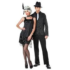 Mobster Halloween Costumes Totally Ghoul Gangster Halloween Costume Size Size Fits