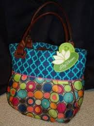bloom purse bloom shopper bags lilies and totes