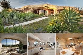 dick clark flintstone house photos dick clark s malibu flintstones home my daily magazine art