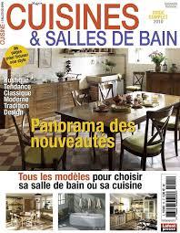 cuisine et bain magazine cuisines salles de bain équipement intérieur maison