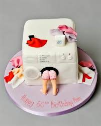 75th birthday cake ideas for women 51