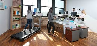 creating the default active workplace live from the standing desk