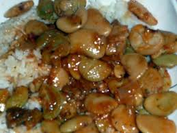 cuisiner les haricots blancs frais recette de gros haricots blancs d espagne sauce tomate aux herbes