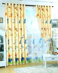 Yellow Blackout Curtains Nursery Nursery Blackout Curtains Brokenshaker