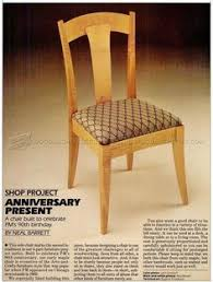 Morris Chair Plans Howtospecialist How by Cherry Dining Chair Plans Furniture Plans And Projects