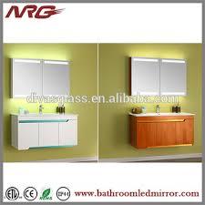 double commercial wall hung bathroom vanity mirror unit buy