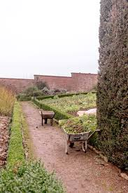 the ethicurean walled garden and restaurant monalogue
