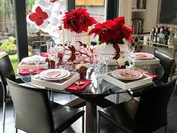 New Years Table Decorating Ideas by Modern Chinese New Year Table Setting Popsugar Home