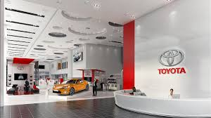 toyota showroom office interior designers and project delivery specialists dubai