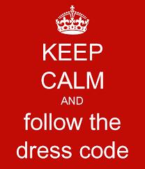 activities information dress code