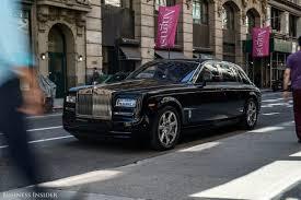 rolls royce outside we drove the 500 000 rolls royce phantom and saw how it u0027s