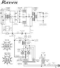 Cl 2 Transformer Wiring Diagram Transformer Coupled 6sn7 Push Pull Dac Output Stage Diyaudio