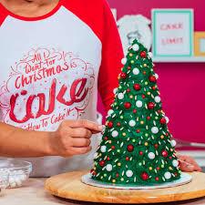 yo christmas tree cake u2013 how to cake it