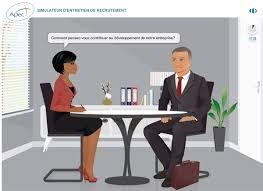 emploi d entretien de bureaux entraînez vous à un recruteur grâce au simulateur d entretien