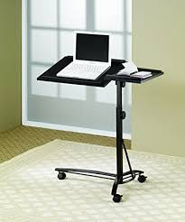 Swivel Laptop Desk Coaster Desks Laptop Computer Stand With Adjustable