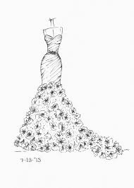best 25 dress illustration ideas on pinterest fashion design