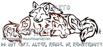 wolf tattoos favourites by gdragon tenten13242 on deviantart