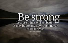Get Better Meme - because things will get better it may be stormy now but it never