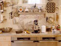 Pegboard Ideas Kitchen Inspirational Pegboard Kitchen Storage