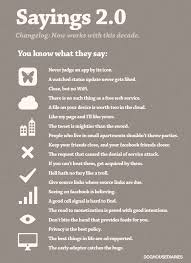 not your s cliché sayings for the modern era