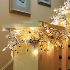ge led icicle lights costco ge guirnalda iluminada de gemas con 100 luces transparentes