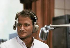 remembering robin williams recording star