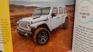hybrid jeep wrangler unwrapped 2018 jeep wrangler jlu from production plant page 16