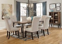 dining room furniture charlotte nc furniture exchange tripton rectangular dining table w 6 side chairs