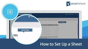How To Set Up A Spreadsheet Video Center Smartsheet