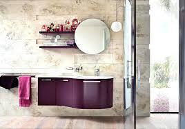 bathrooms design bathroom brown wooden open shelf vanity with