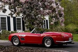 Ferrari California 1962 - coolest 1961 ferrari 250 gt california pictures bernspark