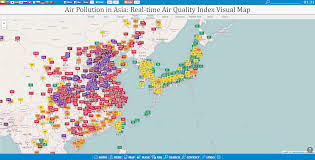 Map Of Eastern Asia by Air Pollution In East Asia How Can We Solve This Critical Problem