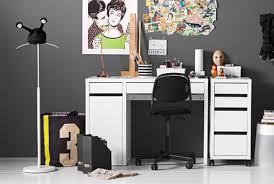 bureau d angle avec surmeuble micke série ikea