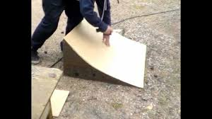how to build a simple rc car ramp in 30 min for 10 youtube
