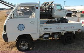 suzuki truck 2016 1991 suzuki mini truck item ao9426 sold january 12 gove