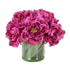 Faux Peonies Peony Faux Flowers Joss U0026 Main