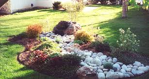 Water Drainage Problems In Backyard Kansas City Drainage Repair And Drain Install Supreme Green