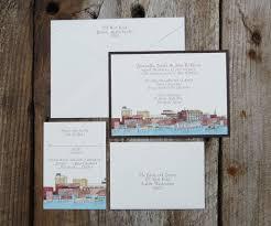 wedding invitation suites portland maine wedding invitation el s cards