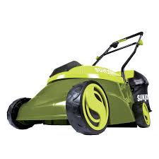 shop cordless electric push lawn mowers at lowes com