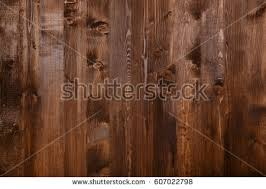 wall made wooden planks brown stock photo 607022798