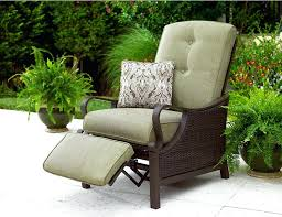Patio Chairs With Ottomans by Reclining Patio Chair U2013 Adocumparone Com
