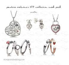 Yay Jewelry A Glimpse Into - pandora valentine u0027s day 2018 sneak peek mora pandora