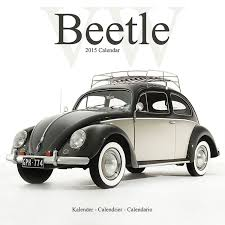 vw beetle calendar 2015 wall calendars car calendar