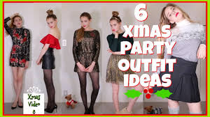 6 christmas party ideas youtube
