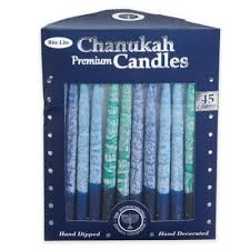 where to buy hanukkah candles buy hanukkah candles from bed bath beyond