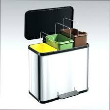 poubelle de cuisine castorama poubelle de porte cuisine poubelle tri selectif cuisine meuble